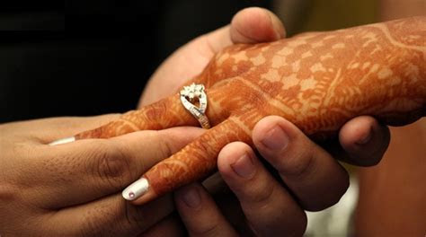 ?Engagement Ring Ceremony? ? One Common Custom Of Indians
