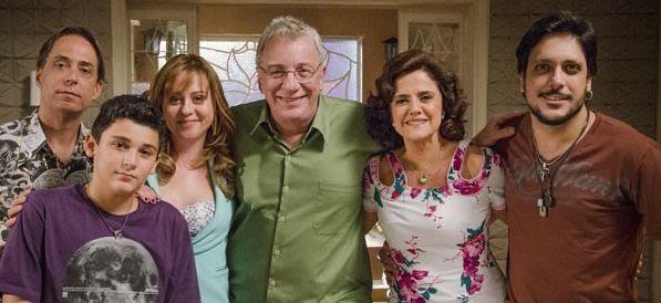 O elenco de A Grande Família. Foto: Divulgação/TV Globo