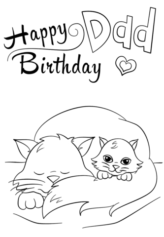 880 Free Printable Coloring Pages For Adults Happy Birthday Download Free Images