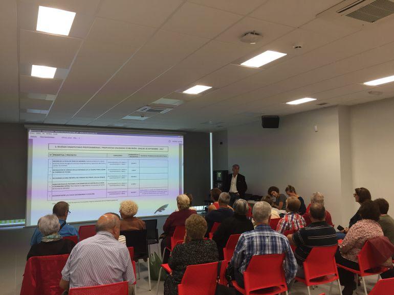 Comienza la fase final de los presupuestos participativos