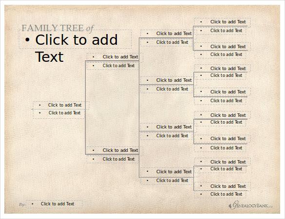 7+ Powerpoint Family Tree Templates | Free & Premium Templates ...
