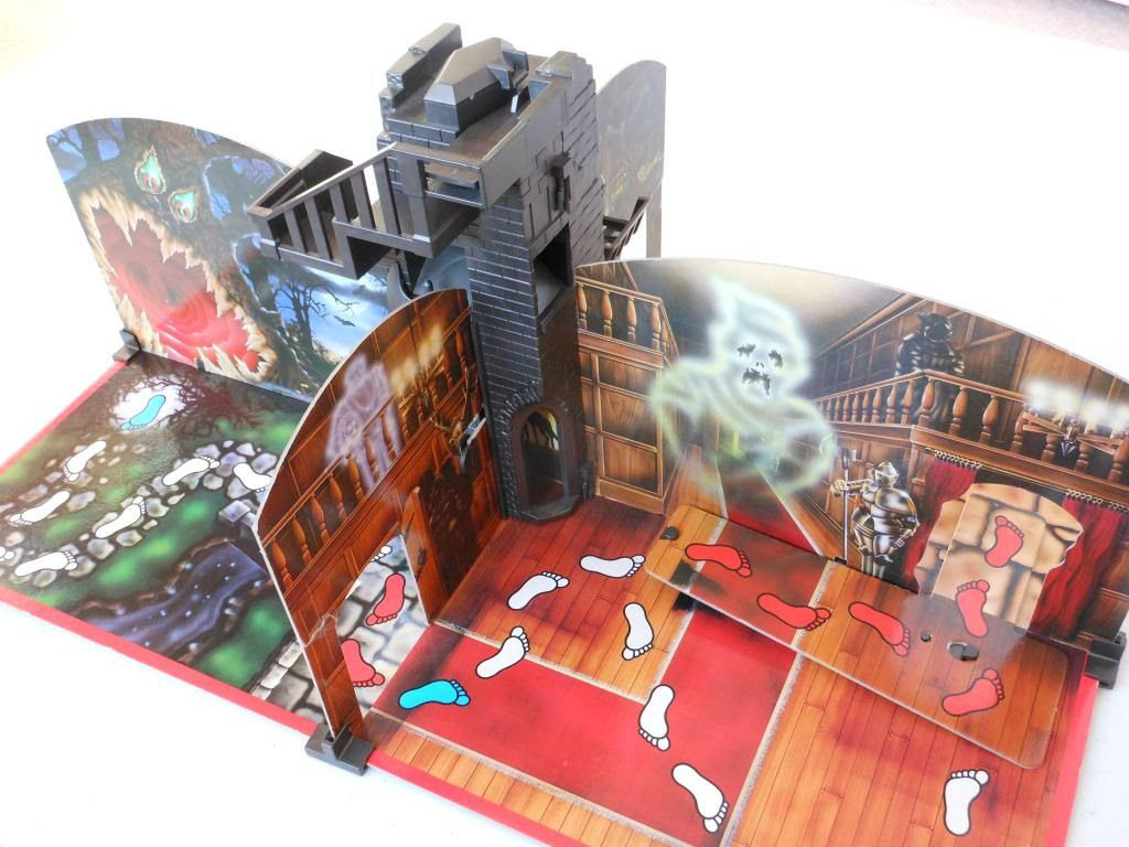 Ghost Castle board game