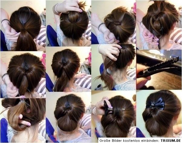 Frisuren Mit Topsy Tail Modische Frisuren Für Sie Foto Blog
