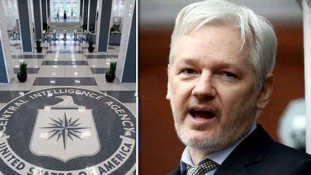 Resultado de imagen de ciberespionaje de la CIA