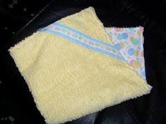 Chenil Baby Blanket