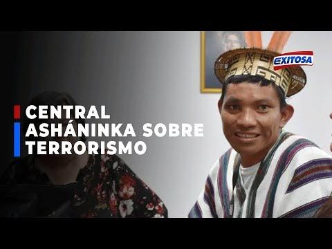 """🔴🔵 Central Asháninka Del Río Ene: """"Los Quispe Palomino son los policías ..."""