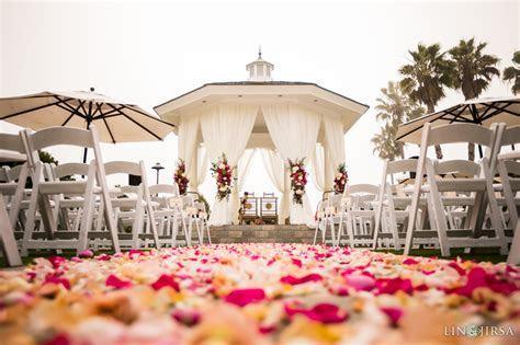 Newport Beach Marriott Hotel & Spa Indian Wedding   Pooja