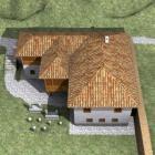 Virtual Reconstruction of Isa-Bet Tekija