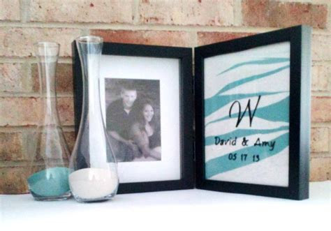 Double Hinged Sand Ceremony Frame with FREE