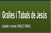 Gralles i Tablas de JesúS