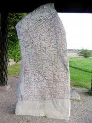 Rök Runestone (Bengt Olof ÅRADSSON)