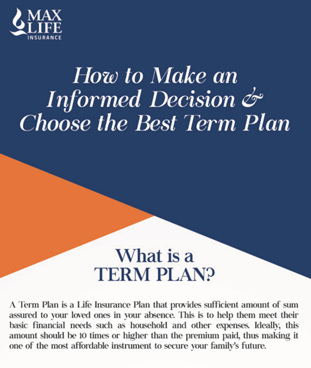 Review: Max Life Online Term Plan | Finaacle