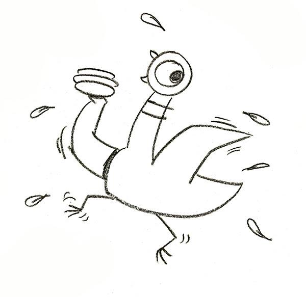pigeon hotdog p7 7_25x7_25
