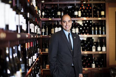 The Wine Whisperer: Houston's Service Person of the Year