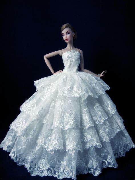 25  unique Barbie wedding dress ideas on Pinterest
