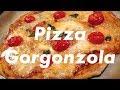 Recette Pizza Gorgonzola