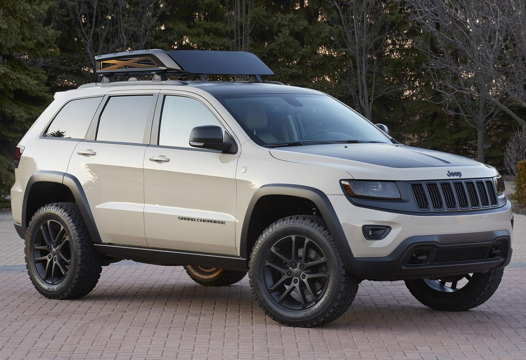 2014 Moab: Jeep Grand Cherokee Trail Warrior