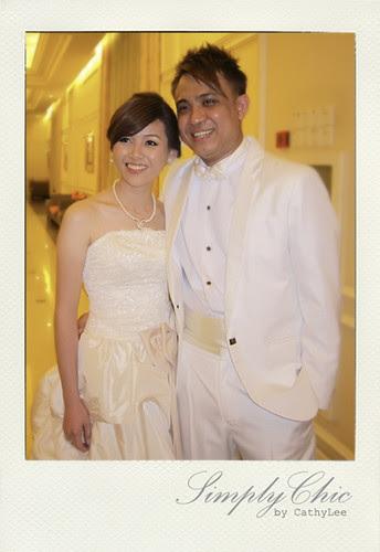 Rachel Wong ~ Wedding Night