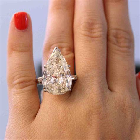 Big Expensive Engagement Rings   Dream Jewelry   Expensive