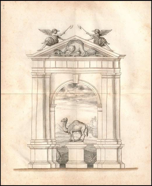 Architectura Regia (Bear + camel)