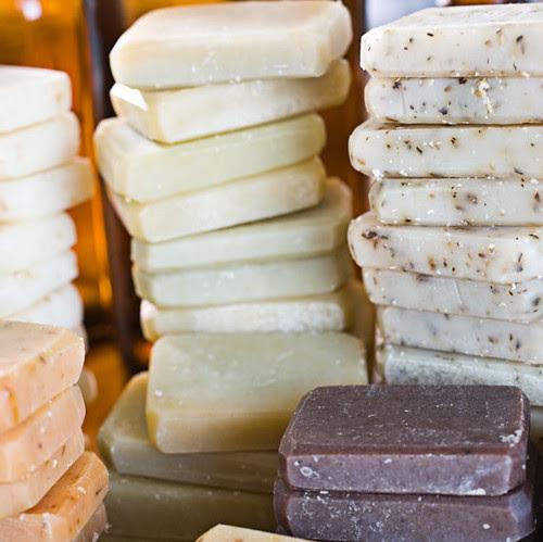3-Vegan-Organic Bar Soap by prunellasoap