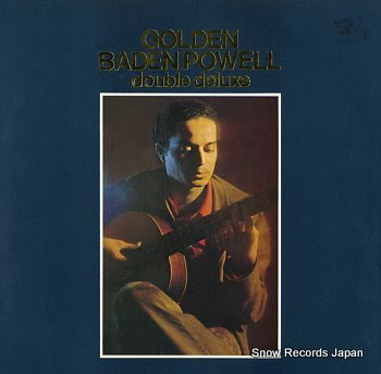 POWELL, BADEN golden baden powell double deluxe
