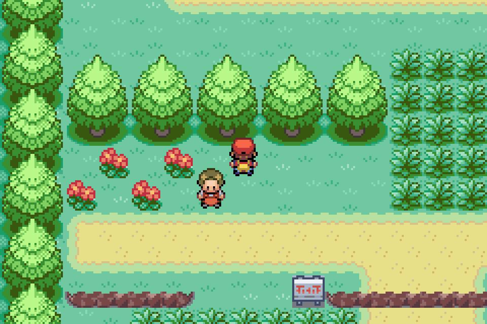 Pokemon Fire Red Screenshots  GameFabrique
