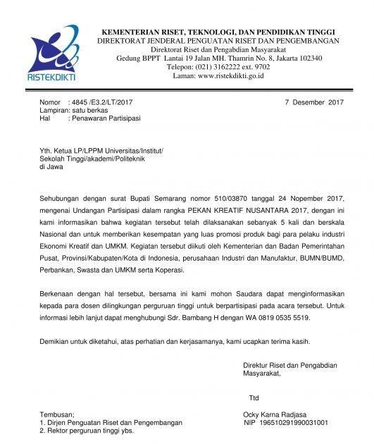 22++ Contoh surat balasan negosiasi terbaru terbaru