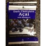 Brookside Dark Chocolate Acai With Blueberry: Calories ...
