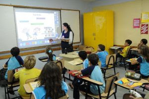 English Lessons at school, Brazil News