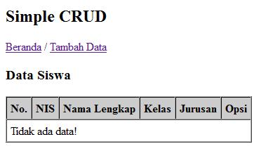 simple-crud-tampilkan-data