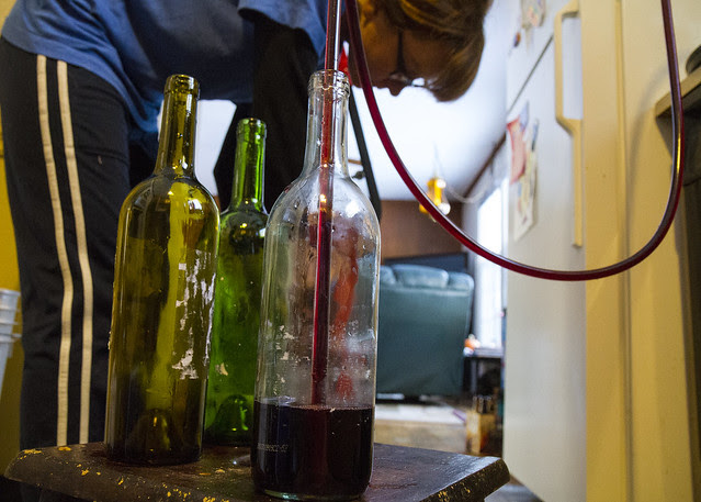 Wine Bottling
