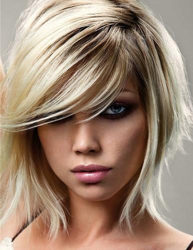 Frisuren Lang Blond Braun