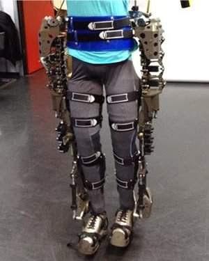 Exoesqueletos do Projeto Andar de Novo estão prontos, diz Nicolelis