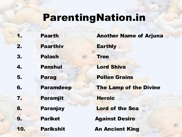 Cute Baby Boy Names Beginning With P Cute Baby Pict