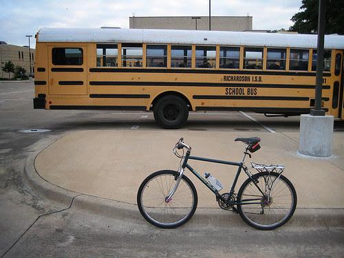 Richardson ISD School Bus