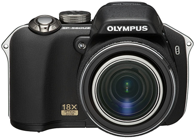 Olympus SP-560 UZ kamera 2