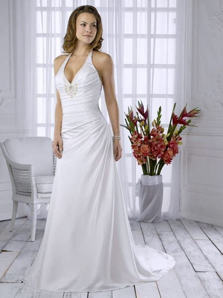 Simple Wedding Dresses: a collection of ideas to try about