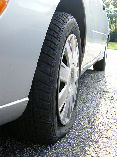 California Says Yes To Tire Pressure Checks No To Banning Black Cars