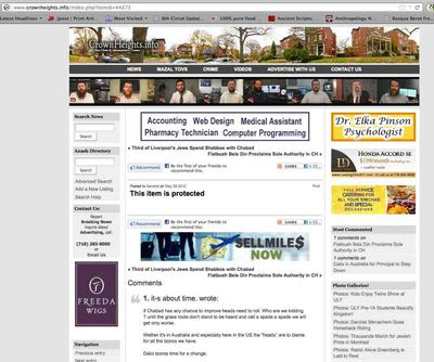 CrownHeights.info censored article from The Age re Melbourne pedophilia scandal 5-30-2012