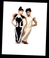 Jersey Ribbon Dress -www.egfashion.co.uk