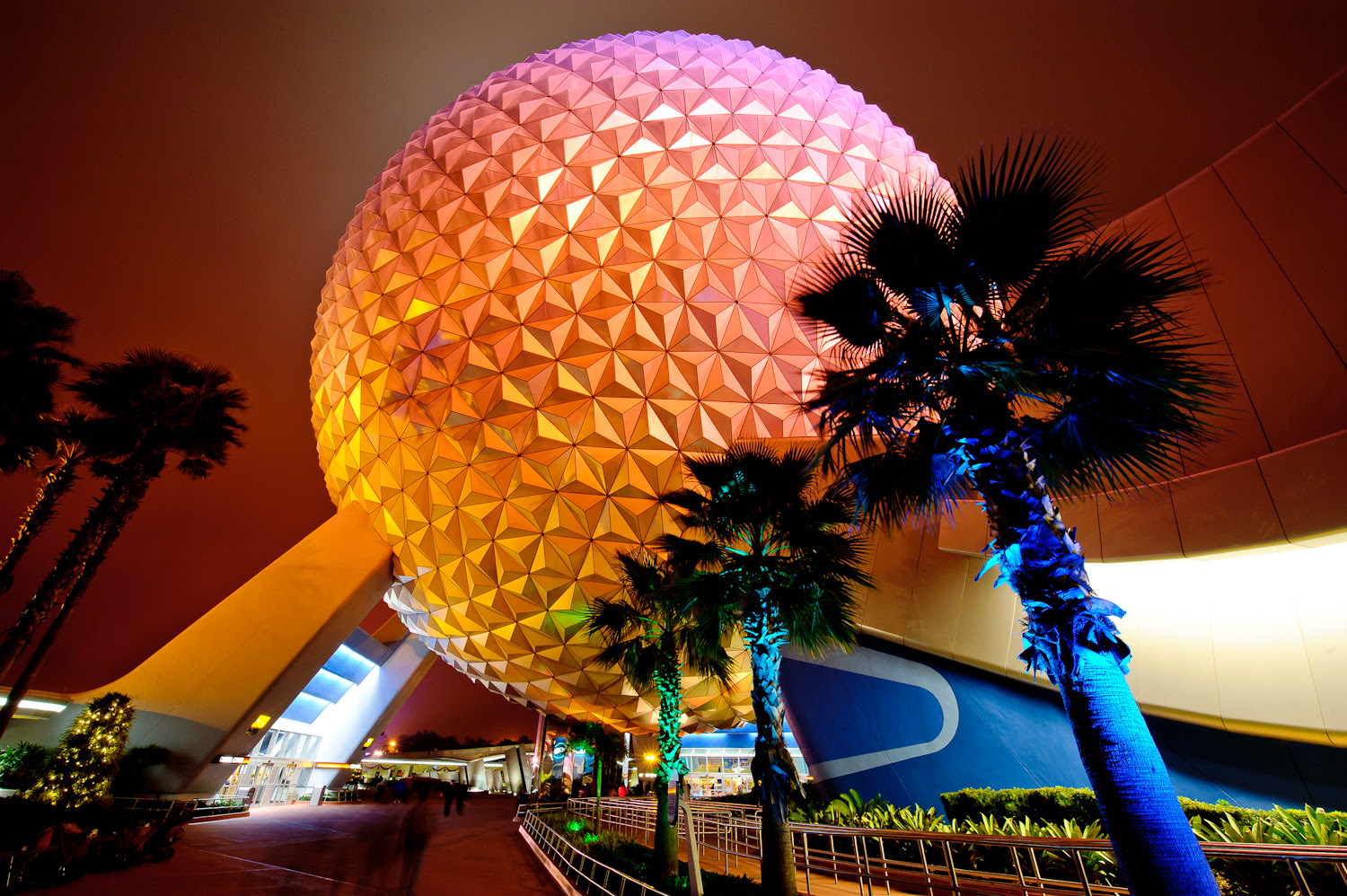Where In Walt Disney World Blog Archive Spaceship Earth Epcot