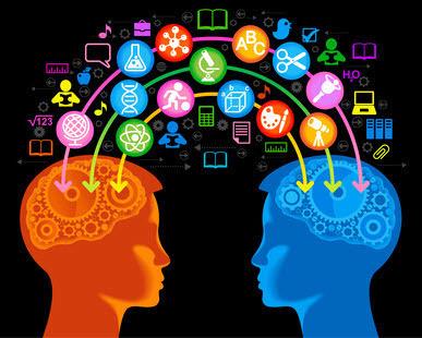 Resultado de imagen para cerebros conectados