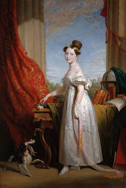 Archivo: Princesa Victoria y Dash por George Hayter.jpg