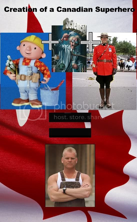 Mike Holmes: Canada's Captain America