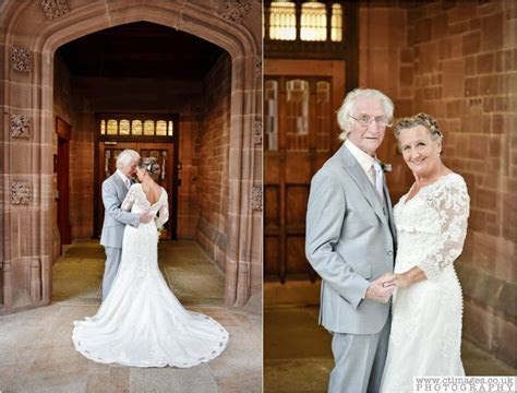 mature bride,mature weddings,older couple getting married