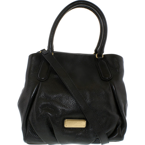 Marc by Marc Jacobs Women's New Q Fran Leather Top-Handle Tote