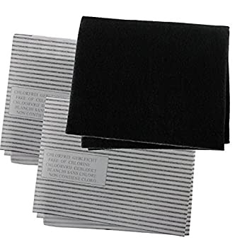 SPARES2GO Lamp Diffuser Cover Plates for Bosch Cooker Hood//Extractor Vent Fan Pack of 2