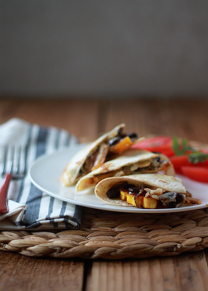 Smoky-Delicata-Squash-Black-Bean-Baked-Quesadillas-kitchentreaty.com