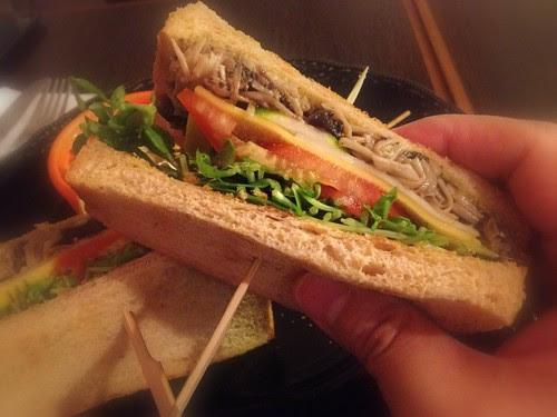 農夫三明治